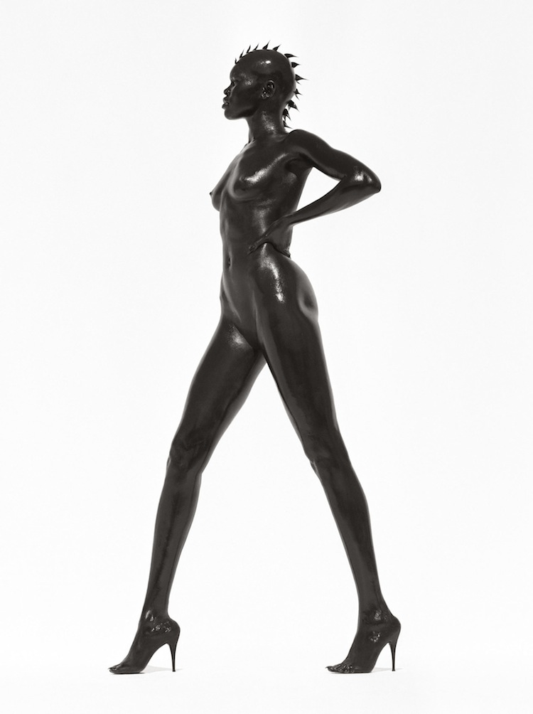Herb Ritts, Alek Wek, Los Angeles 1998 © Herb Ritts Foundation