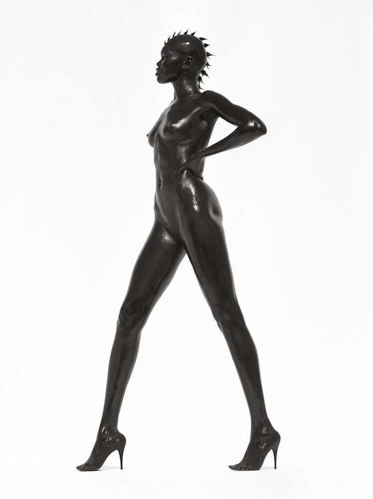 Herb Ritts, Alek Wek, Los Angeles 1998 © Herb Ritts Foundation