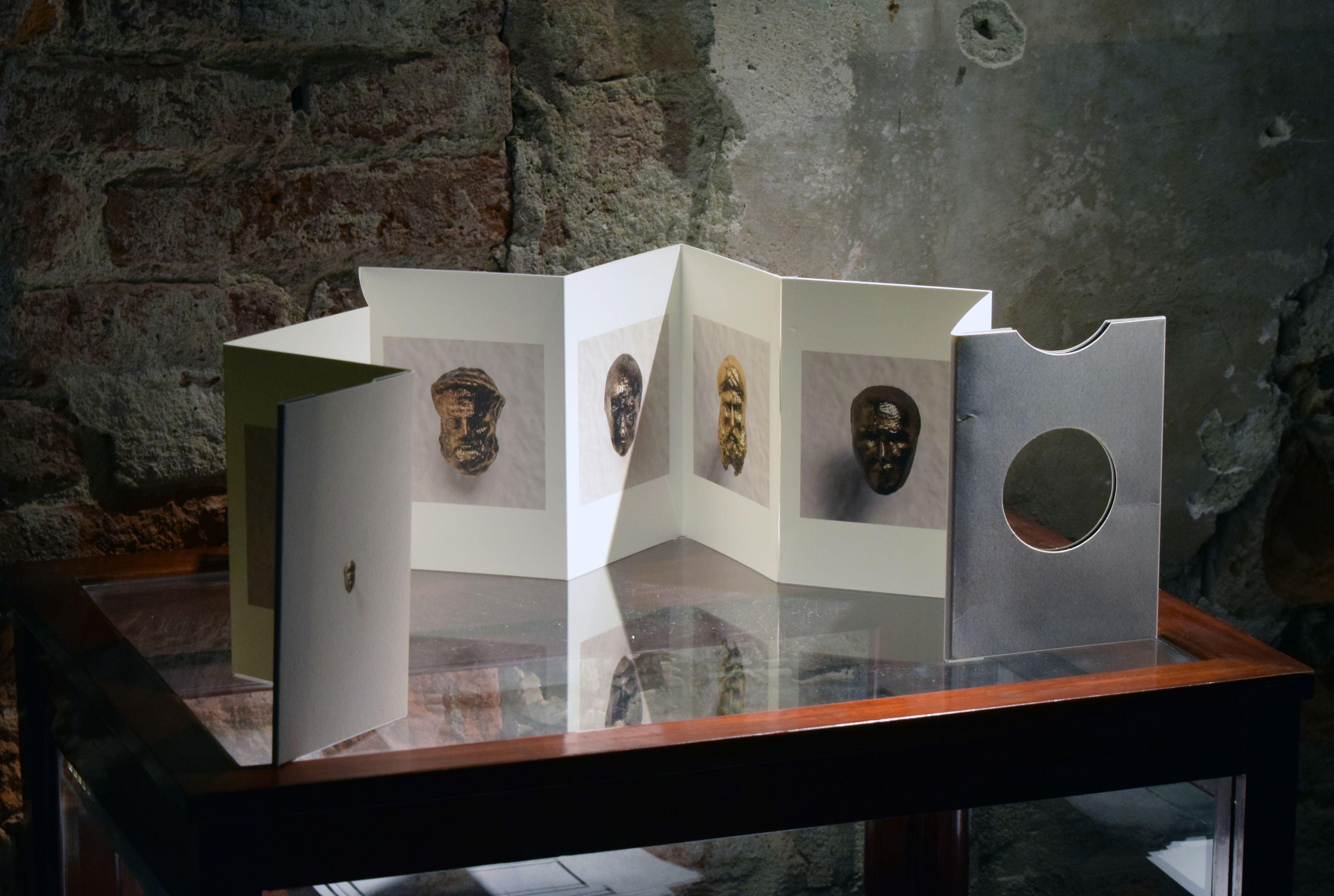 Hilario Isola, libro d'artista_foto roberta toscano