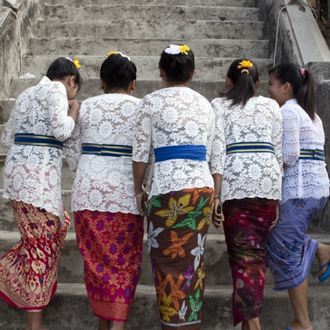 Bruna Rotunno, Women in Bali