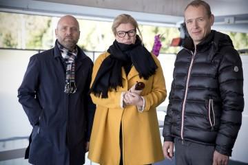 Peter Haerle, Hedwig Fijen and Christian Jankowski_PressConference_29.9.15_Baumgartner