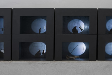 Tindar, Teatri delle Ombre, 2015. Courtesy ProjectB, Milano