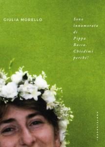 Cover volume: Sono innamorata di Pippa Bacca. Chiedimi perché di Castelvecchi editore