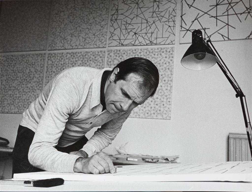 Alberto Zilocchi - Linee - 1981
