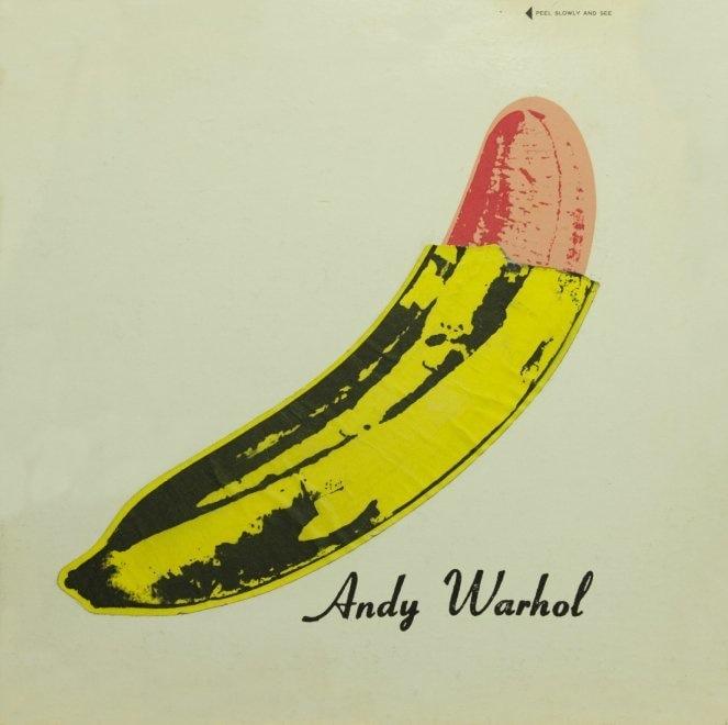 Andy Warhol, Banana