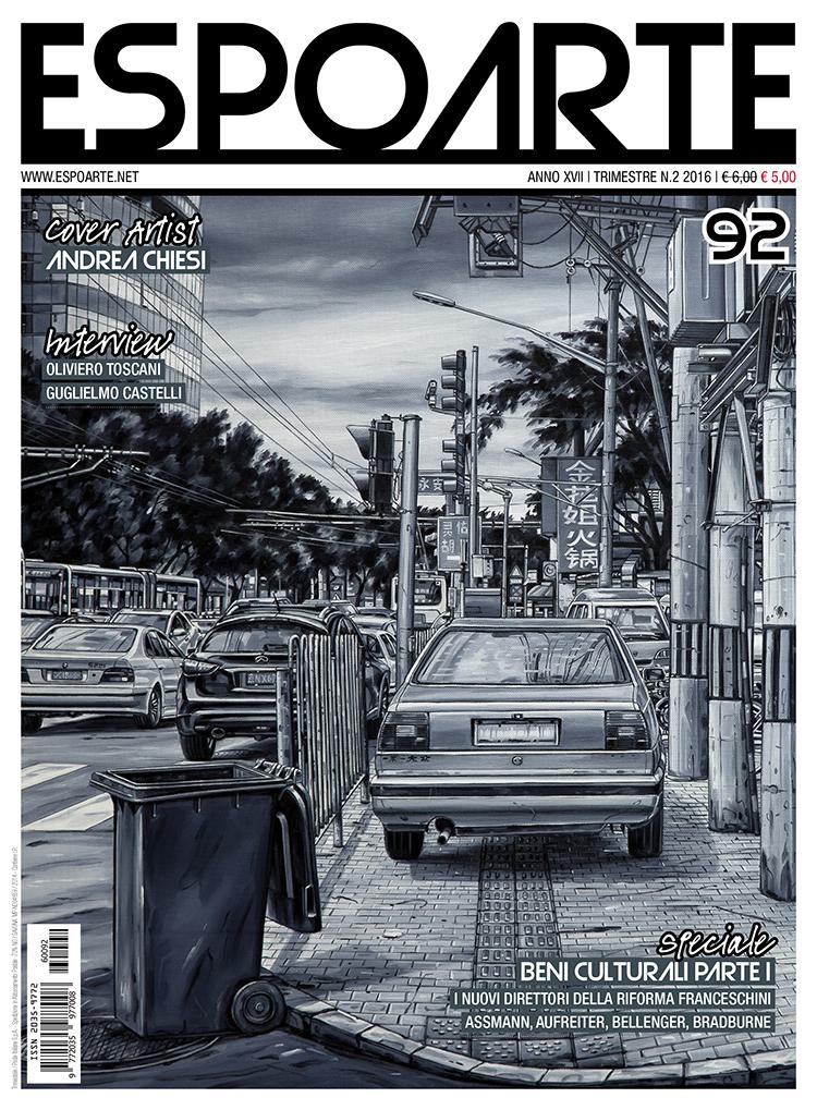 Espoarte#92, copertina