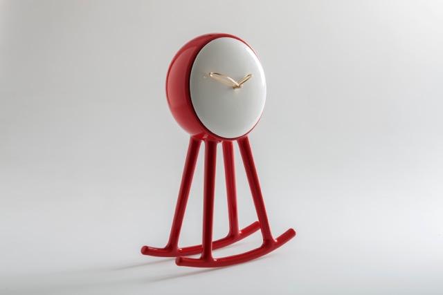 Nika Zupanc, Infinity clock, Bosa Ceramiche