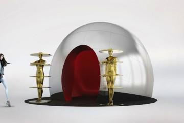 Intro, design by Fabio Novembre