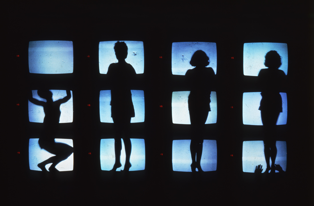 STUDIO AZZURRO, Prologo a Diario Segreto Contraffatto Opera videoteatrale 1985 Roma, La Piramide