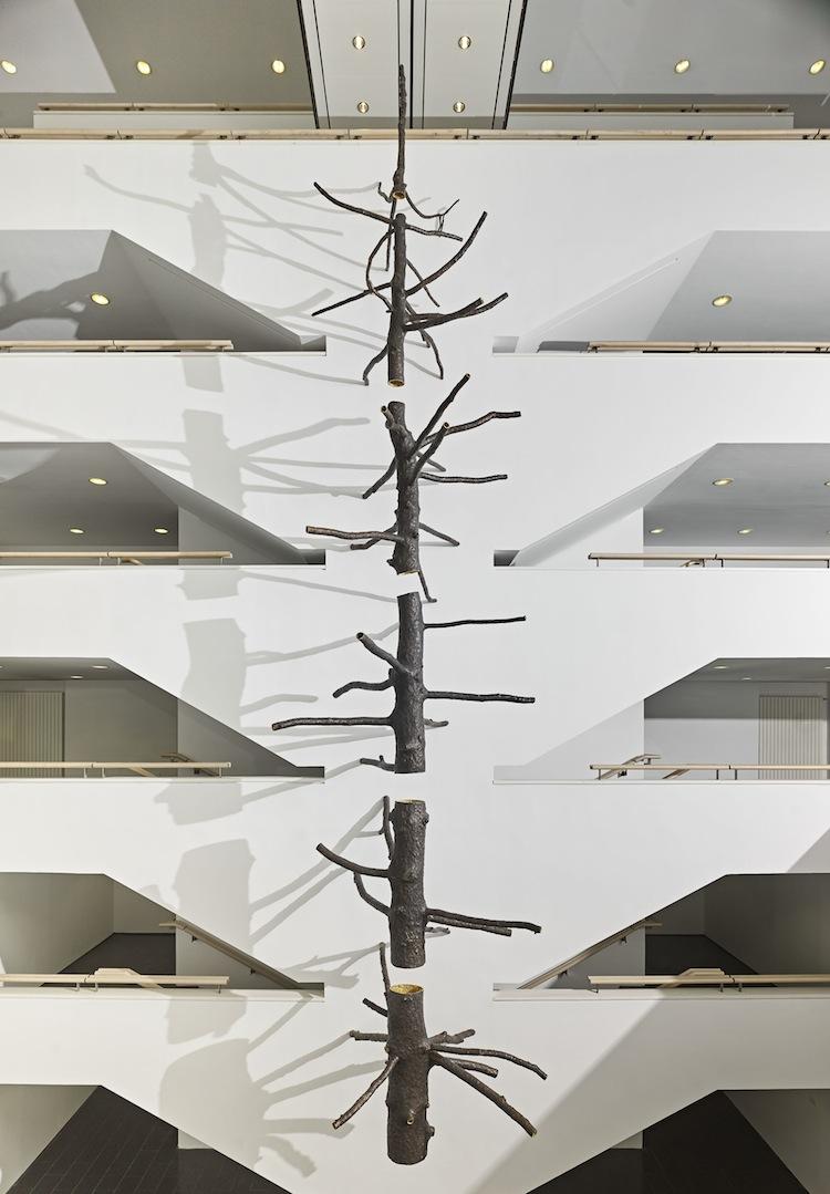Giuseppe Penone, Spazio di luce, 2008, Collezione Privata Foto © Mart, Archivio fotografico e mediateca / Carlo Baroni