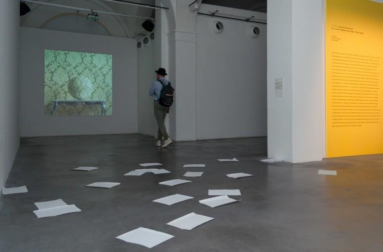 Diego Zuelli, Tappezzeria, 2011. Mata Modena (ph. Elenia Megna, 2016