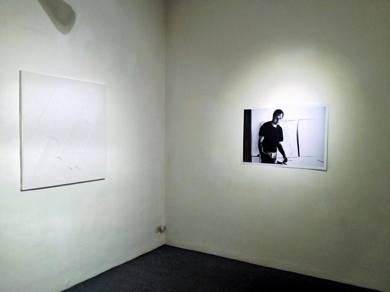 Alberto Zilocchi, Veduta dell'allestimento, Spazio Testoni, Bologna