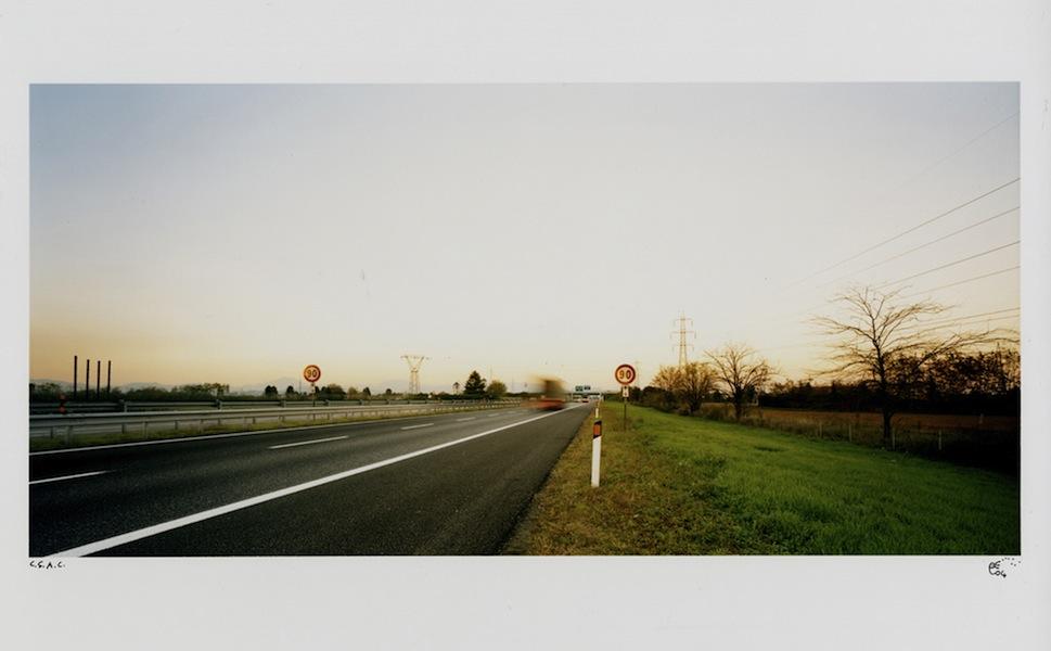 """S.t., (da """"Attraverso le pianure"""", Giovanni Chiaramonte, Emilia Romagna, 2004, 300x400 mm Courtesy CSAC Università di Parma, Giovanni Chiaramonte"""