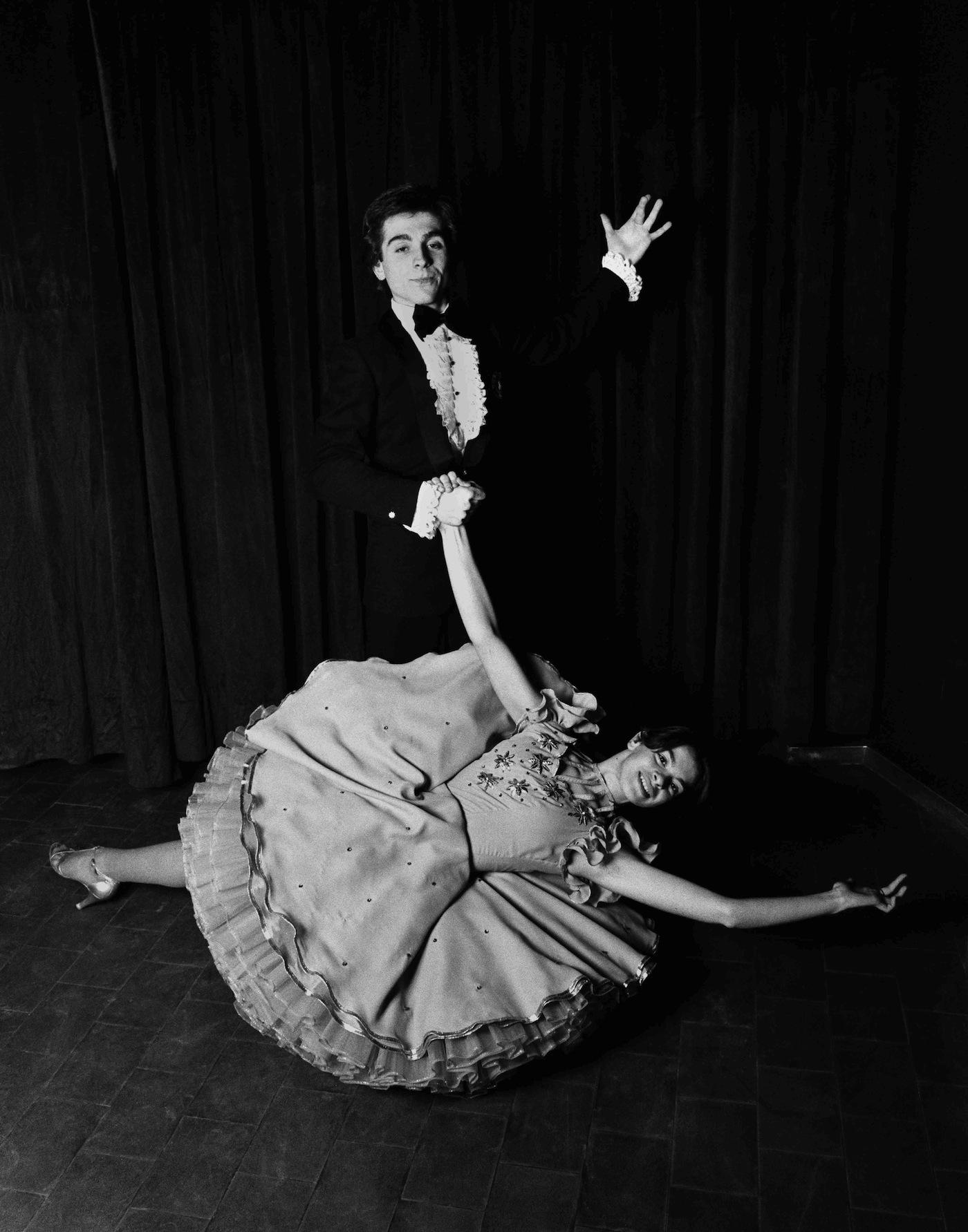 Gabriele Basilico, Dancing in Emilia, 1978 @ Gabriele Basilico