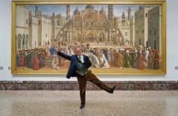 Dr. James M. Bradburne Direttore Generale Pinacoteca di Brera e Biblioteca Braidense Foto: © Martin Riese