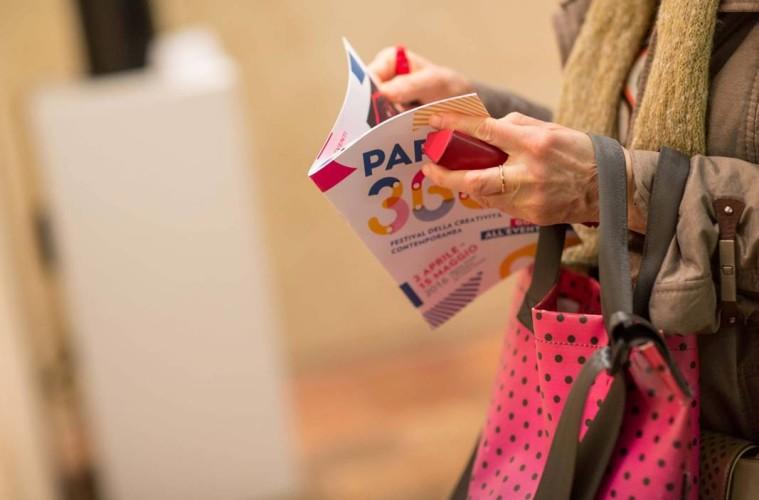 Guida agli eventi PARMA 360. Courtesy Ph. Federico Avanzini