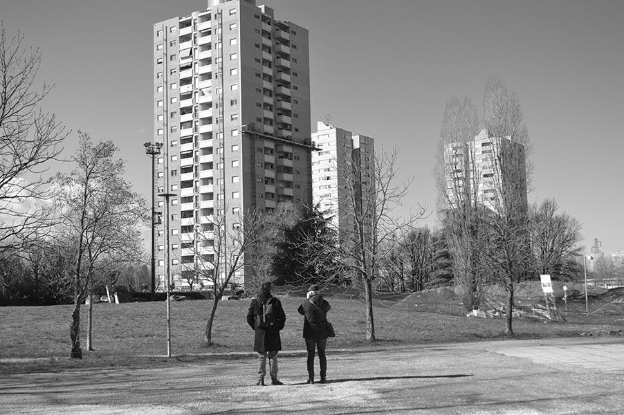 Chiesi e Musso al Pilastro, febbraio 2016