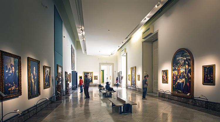 Museo di Capodimonte, Collezione Farnese. Foto: Giuseppe Salviati