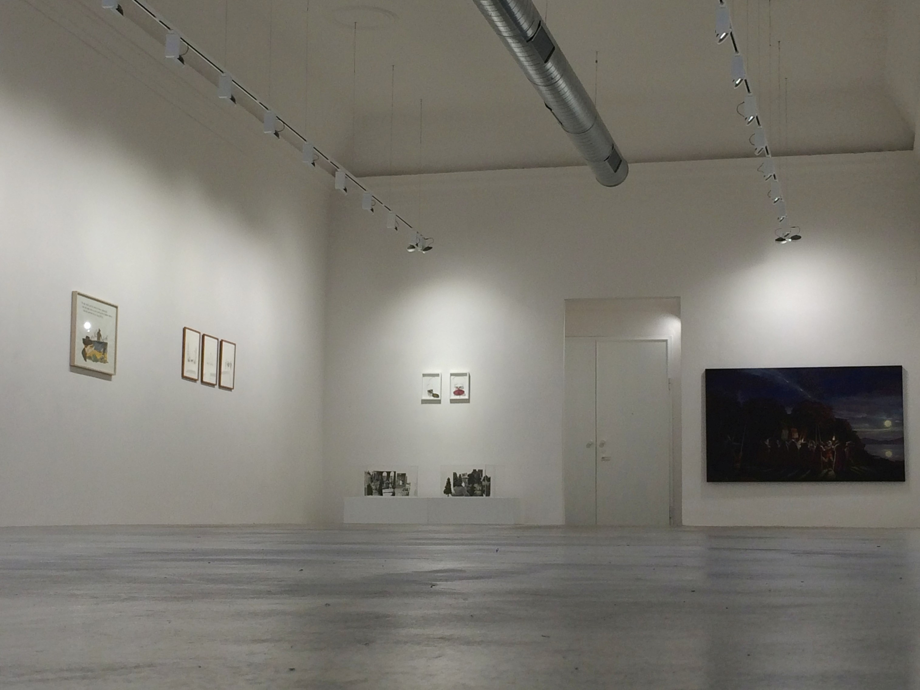 Labs Gallery, allestimento Masked Tales
