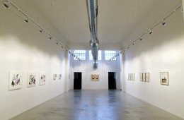 Allestimento Masked Tales, Labs Gallery, Bologna