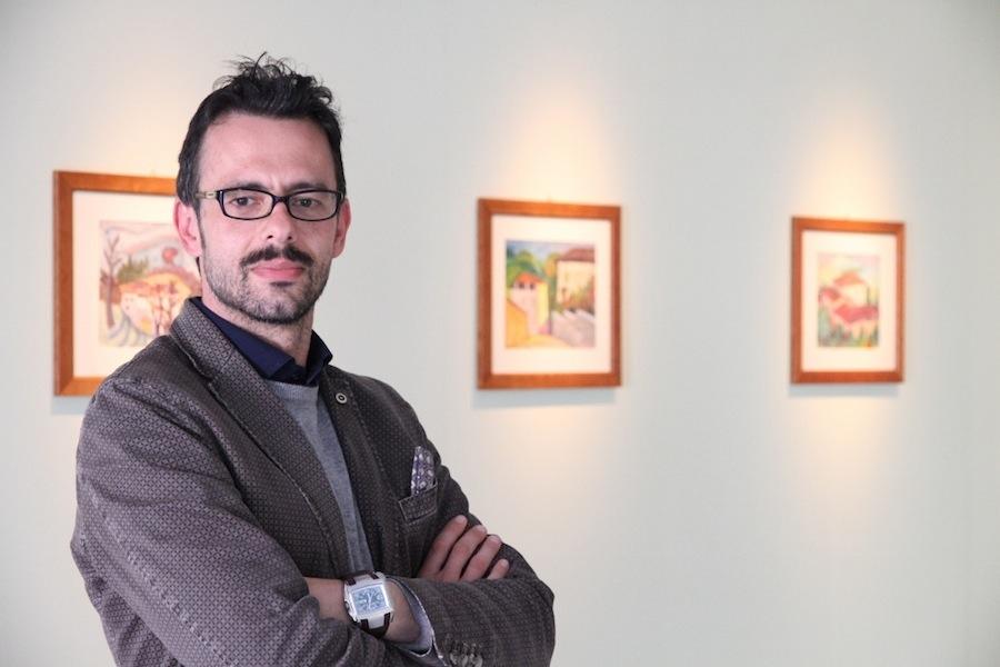 Il direttore artistico Alessandro Schiavetti