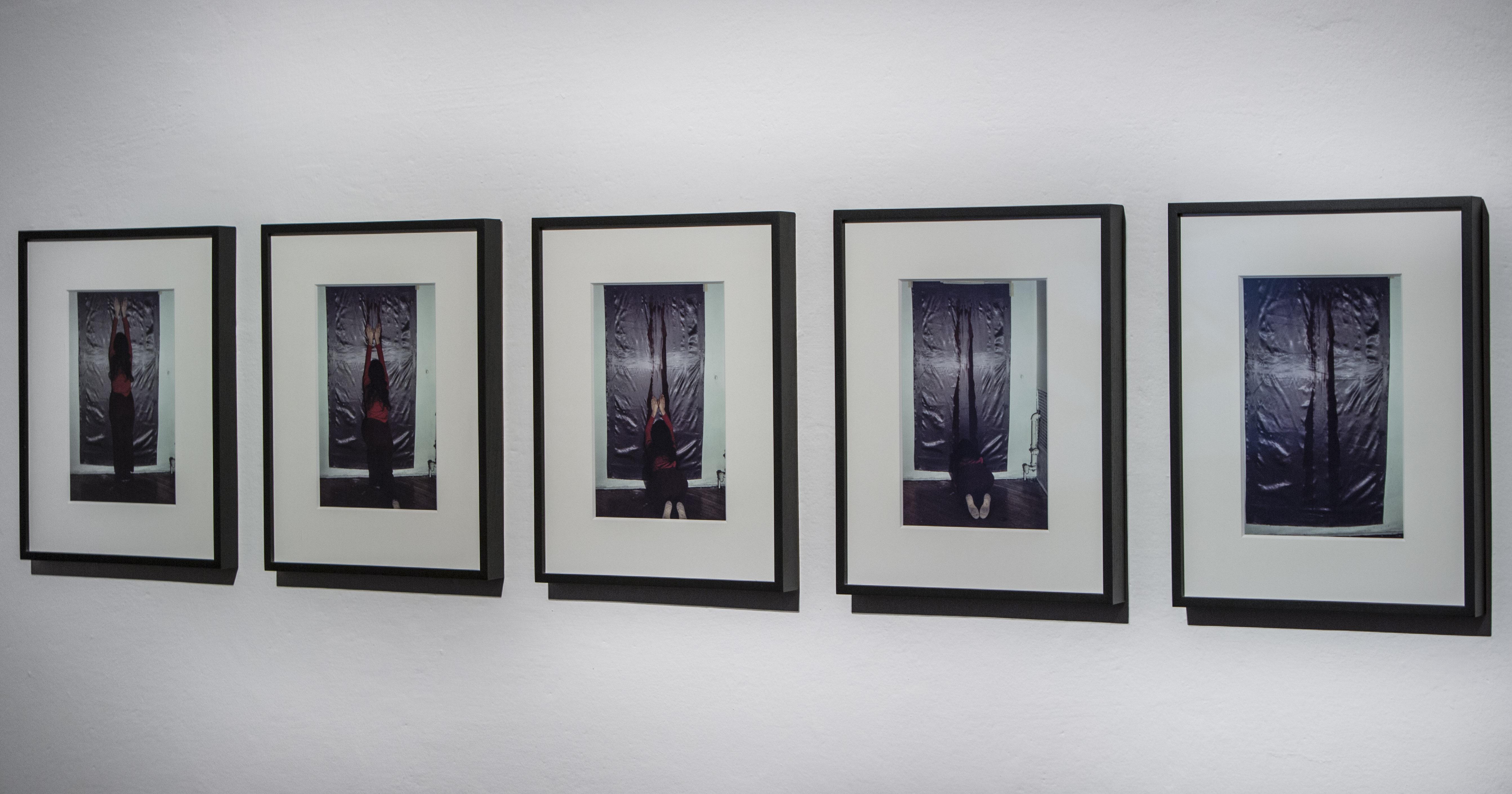 Ana Mendieta, Untitled (Body Tracks), Foto © Marco Caselli Nirmal