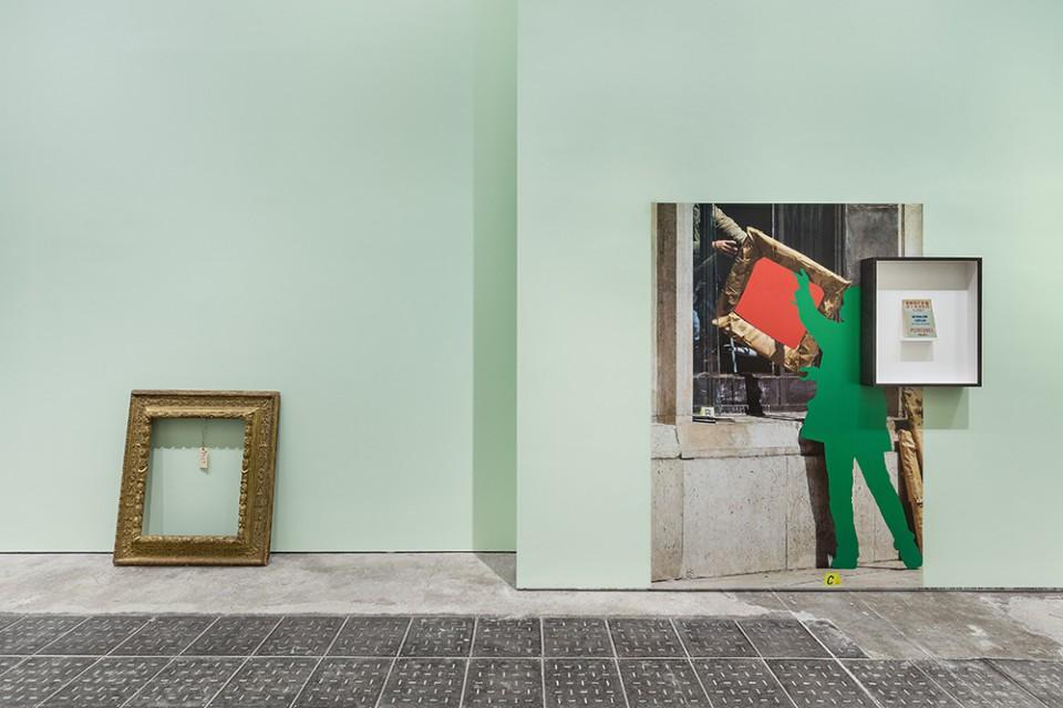 L'Image Volée. Veduta della mostra. Foto: Delfino Sisto Legnani Studio