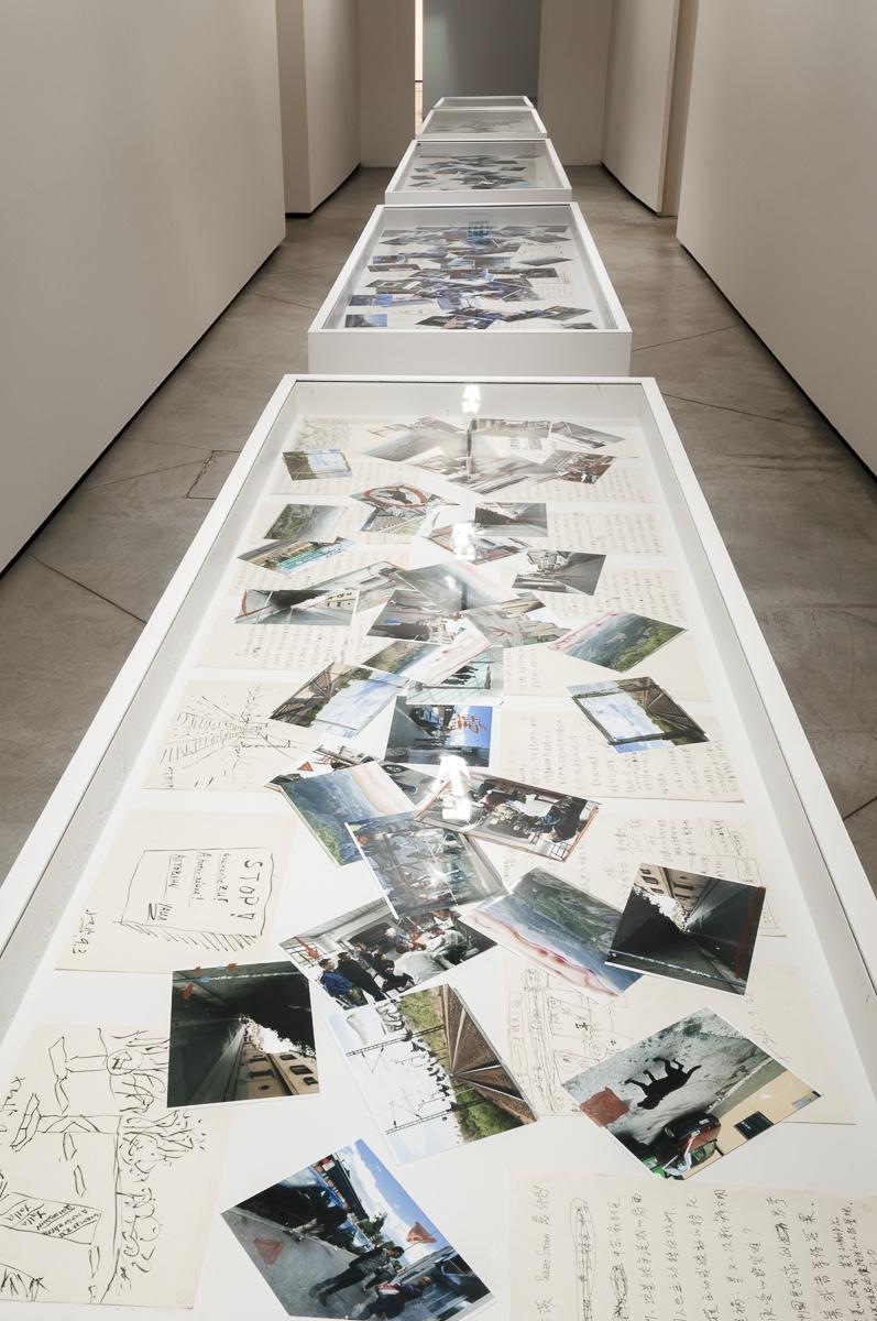 Liu Xiaodong: migrazioni © Martino Margheri