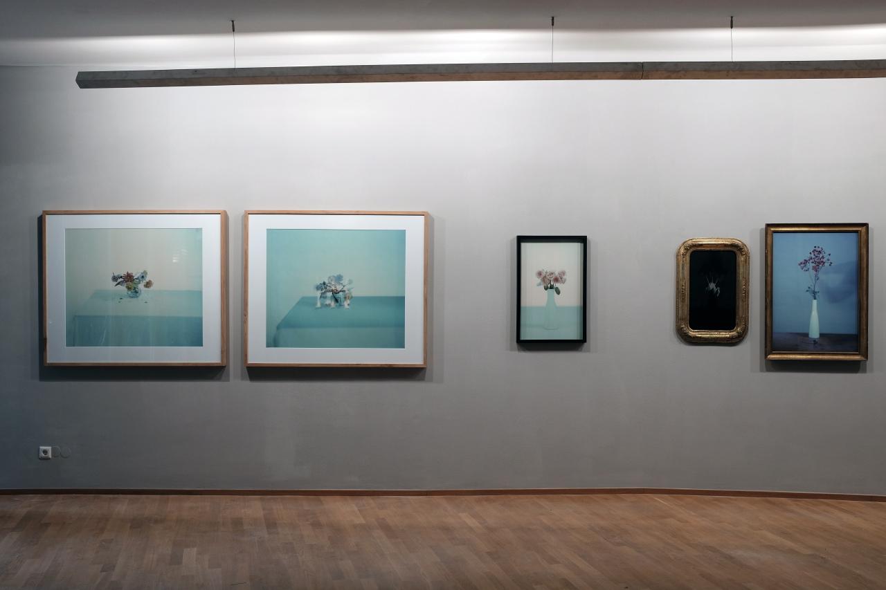 veduta della mostra Stll&Life di Christian Martinelli