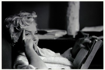 USA. New York. US Actress Marilyn Monroe. 1956 @ Eliott Erwitt/Magnum Photos/Contrasto