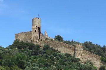 Considerazioni Intempestive, Castello di Monte Ursino, Noli (SV)