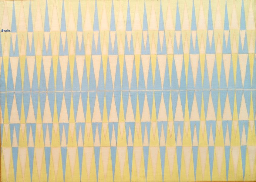 Giacomo Balla, Compenetrazione iridescente n. 4 (Studio della luce), 1912-1913 Mart, Museo di arte moderna e contemporanea di Trento e Rovereto