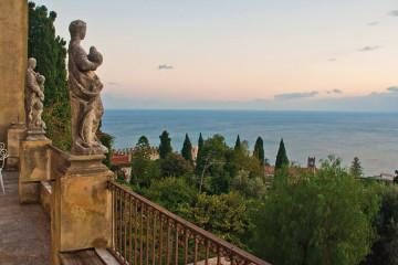 Casa Cuseni, Grandi Giardini Italiani