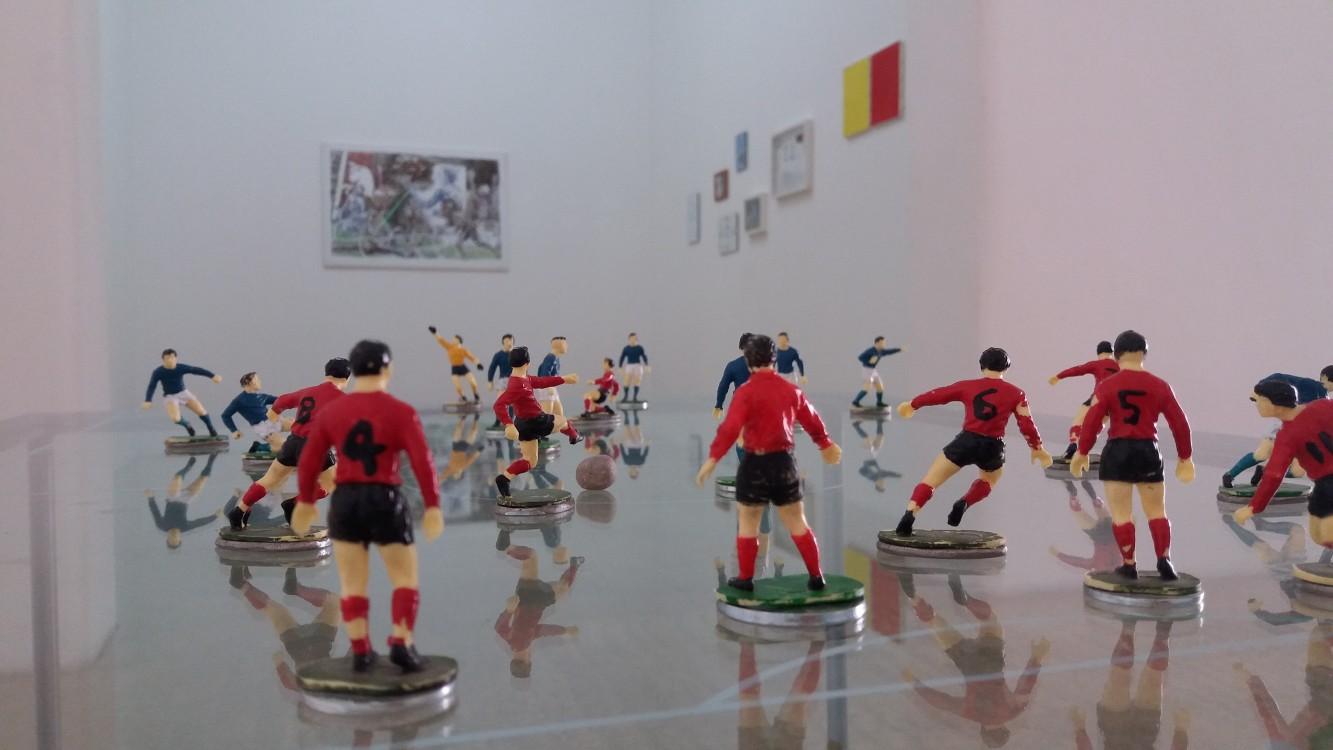 Enzo Umbaca, Dadaumba, Veduta dell'allestimento, Courtesy l'artista e Galleria Ciocca Arte Contemporanea, Milano