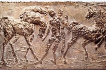 Il tempo della materia. I bronzi di Aligi Sassu