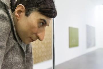 Veduta di Curated by (?), Fondazione Sandretto Re Rebaudengo, Torino. Foto di Giorgio Perottino