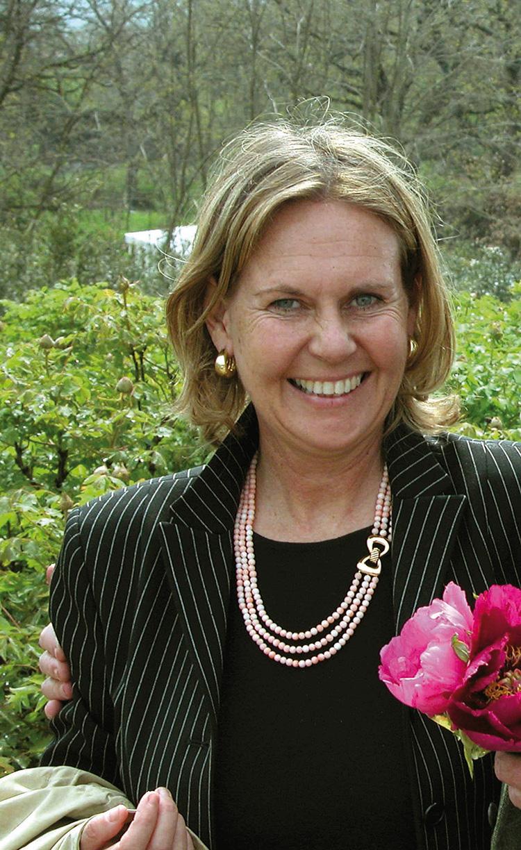 Judith Wade, fondatrice Grandi Giardini Italiani