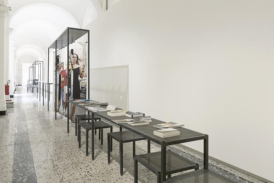 Francesco Jodice, Panorama, veduta della mostra, Camera Torino, 2016