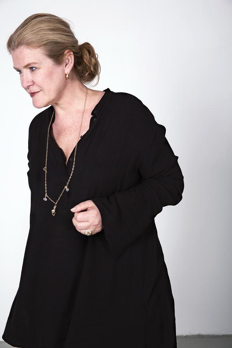 Hedwig Fijen, Fondatrice di Manifesta e Direttore di Manifesta 11. Foto: Livio Baumgartner
