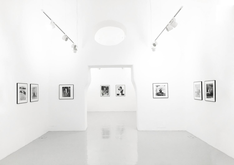 Dorothea Lange. A visual life, una veduta della mostra
