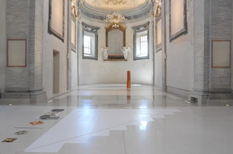 Veduta della mostra. © Luca Massari