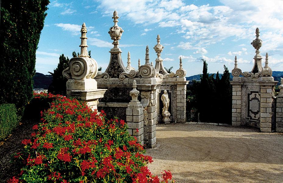 Villa Trissino Marzotto, Archivio Grandi Giardini Italiani