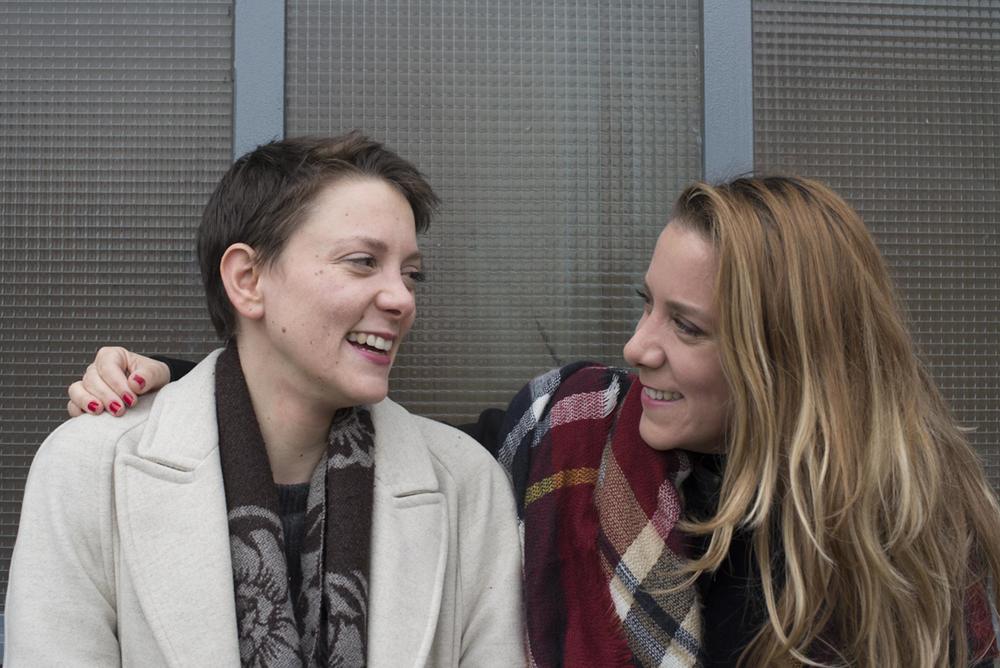 Arianna e Tessa Moroder Foto: Nadja Grechina