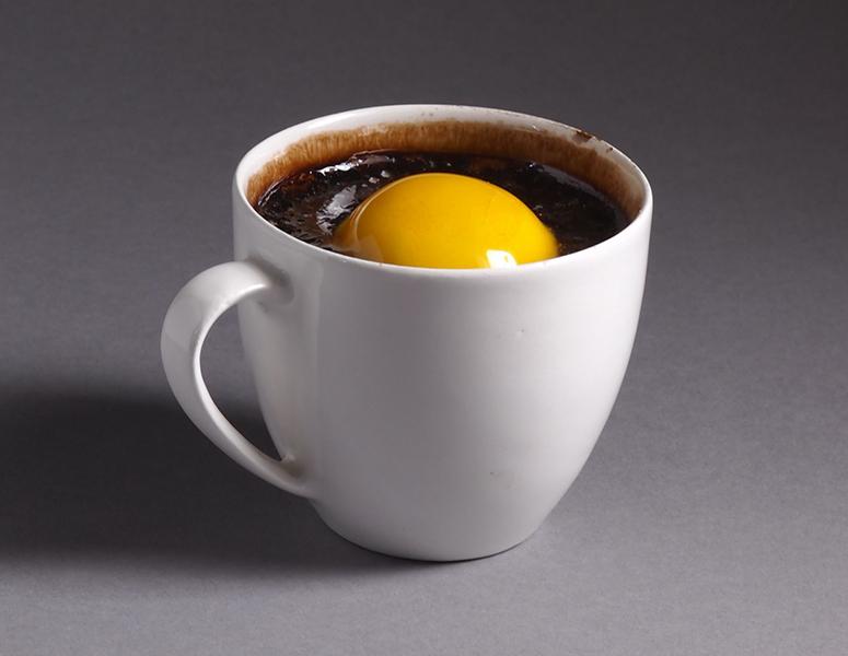 Mostra espresso and capuccino cups - Bertozzi & Casoni