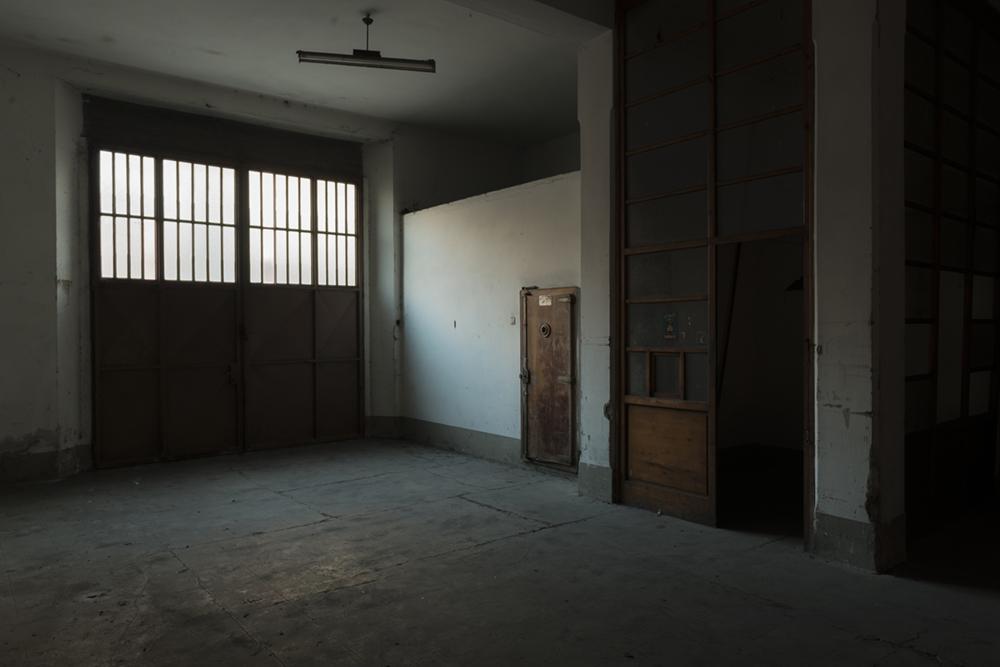 LOTTOZERO, la sede. Foto: Duccio Burberi