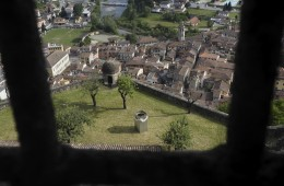 In principio è la Terra, veduta della mostra (Alberto Gianfreda), Forte di Gavi (AL), Gavi Foto di Andrea Repetto