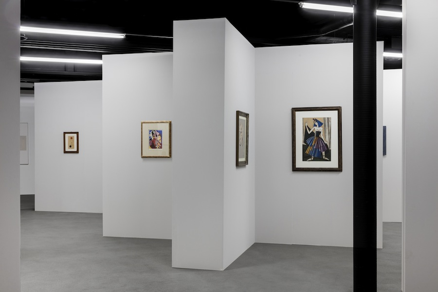 Ilya & Emilia Kabakov, The Kabakovs and the Avant-Gardes, vista dell'allestimento, Spazio -1 - Collezione Giancarlo e Danna Olgiati, Lugano Photo courtesy Agostino Osio, Milano