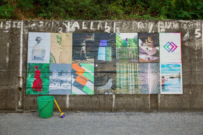 Veduta di L'Aperto, Roccavignale (SV). Foto di Vicktorija Gedraityte
