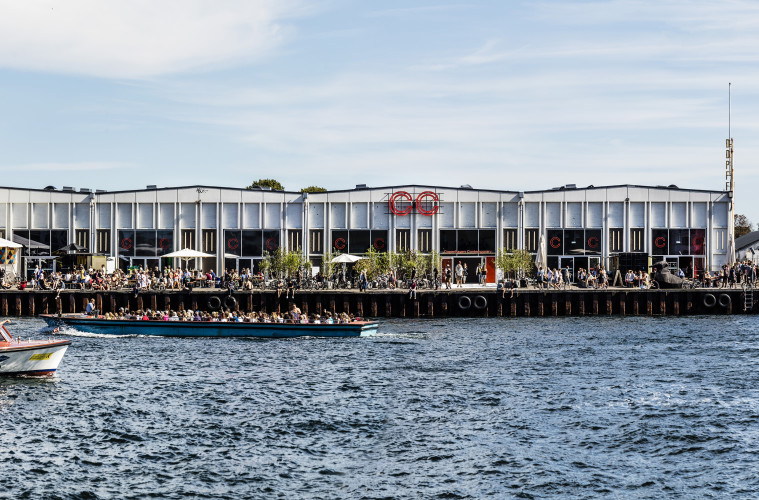 CC-Copenhagen Contemporary, Photo: Anders Sune Berg