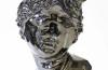 Christian Gonzenbach, Oppolla, 2012-2016, ceramica, smalto bronzeo, 58x38x41cm